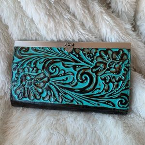 Patricia Nash Wallet, like new condition